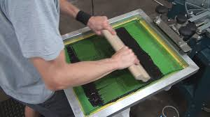How To Screen Print 2 Color Press Set Up Test Shirt Youtube