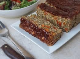 the ultimate vegetable lentil loaf