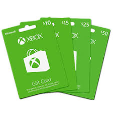 Microsoft Giftcard Xbox Gift Card Digital Code By Microsoft Fix It E Store