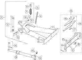 Hdx a frame ponents diagram
