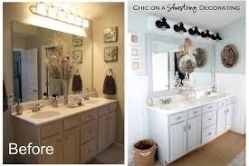 Small Picture Small Bathroom Makeovers 3 4 Bathroom Makeover Bathroom Ideas