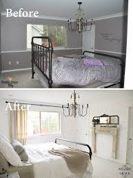 paint the walls and ceiling the same color