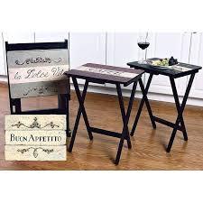 Decorative Tv Tray Tables Decorative Tv Trays Tray Coffee Table For Interior Decor Folding 45