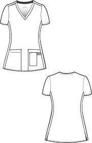 Maya Maternity Size Chart Womens Maya V Neck Paisley Print Scrub Top