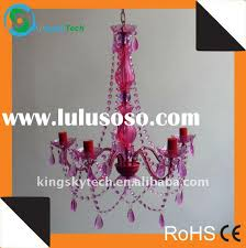 pink crystal chandelier acrylic chandelier plastic chandelier glass chandelier ks1550p 5pk