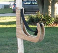 best build kayak storage rack wood