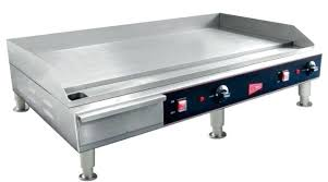 buffalo extra wide countertop electric griddle restaurant kitchen commercial flat s used electric countertop griddles