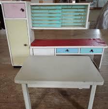 Dolls House Kitchen Furniture Kt Miniatures Journal A C1950s Crailsheimer Kitchenand Another