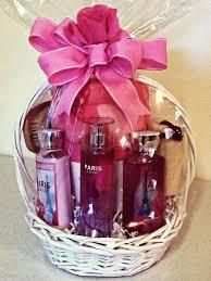 bath and body works gift basket ideas