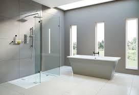 wet room shower bath