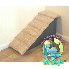 wooden dog steps for bed pet steps for bed bed dog ramp tall non slip dog
