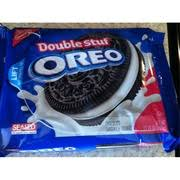 oreo double stuf oreos nutrition grade c plus 140 calories