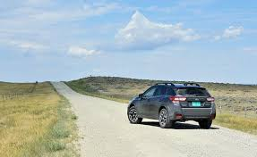 2018 subaru dark blue pearl. unique subaru capitol road at the montana and south dakota state line we drove gravel  roads like this one for an hour saw other vehicle entire time inside 2018 subaru dark blue pearl