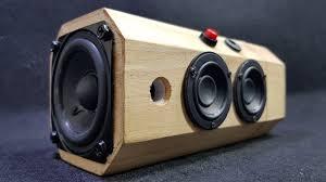 Diy Bluetooth Speaker Design Building Bluetooth Speaker With Wooden Tea Box Diy