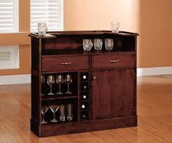interior popular mini home bar design with furniture sets portable bars for the and dark brown