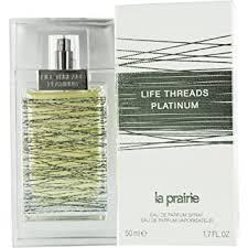 La Prairie Life Threads Platinum Eau De Parfum ... - Amazon.com