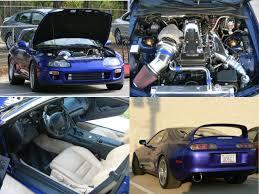 1997 Toyota Supra Turbo Dyno Sheet Details - DragTimes.com