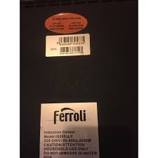 Bếp từ đơn Ferroli mã IS2000EC chính hãng 700,000đ