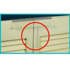slide bi fold door lock