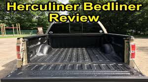 herculiner bedliner review