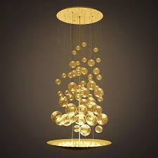 glass ball chandelier glass sphere chandelier sculptural glass globe 7 light chandelier