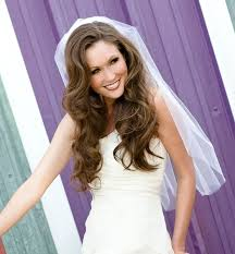classic hollywood glam modern romantic bride makeup curly down Down Wedding Hair And Makeup classic hollywood glam modern romantic bride makeup curly down long medium veil spring wedding hair & beauty photos & pictures weddingwire com Wedding Hairstyles
