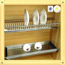 plate rack cabinet plate rack cabinet insert dish rack cabinet dish rack for kitchen cabinet best