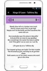 Kings Of Leon Lyrics Closer for Android - APK Download