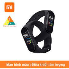 Vòng đeo tay thông minh theo dõi sức khỏe Xiaomi Mi Band 4 vòng tay miband  4