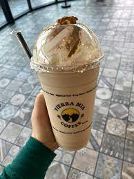 Find out how they taste. Horchata Frappe From Tierra Mia Foodlosangeles