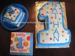 Coolest First Birthday Cake And Smash Cake