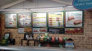 subway menu board. Beautiful Subway Subway Menu Board At Kuhio To Subway Board D