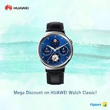 huawei classic. get the huawei watch classic at an incredible price of rs.19,999, only on
