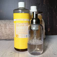 castile soap will definitely cleanse the hair so this task is taken care of but it won t do the other two tasks the ph of castile soap is very high or