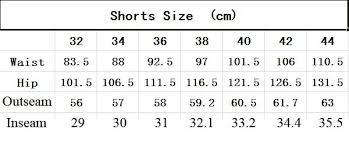 Inseam Vs Outseam Chart Size Charts Hreski Com