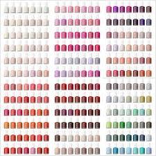 Opi Purple Color Chart Essie Nail Polish Colors Chart