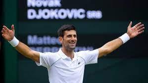 Novak djokovic rallies from a set down to defeat matteo. Superstar Novak Djokovic Gladiator Denker Perfektionist Kurier At
