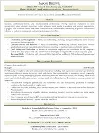 Entry Level Resume Examples Entry Level Marketing Resume Samples ...