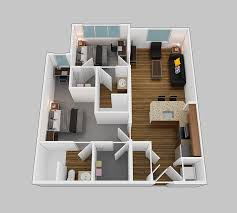 Small Picture two bedroom house plans Interior Design for 2 Bedroom Condo