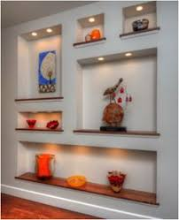 Small Picture wall niche ideas niches are built in to the wall helping