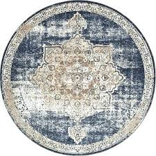 navy blue round rug circles watercolor special order day delivery solid bathroom