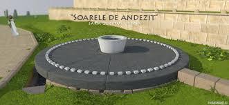 Imagini pentru discul solar de andezit