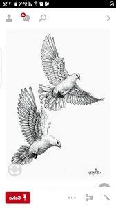 голуби рисунки голуби идеи для татуировок ангелы тату и татуировки