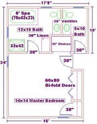 bedroom 10 x 14. master bedroom floor plans with bathroom ideas plansmaster 14x14 plan addition pinterest 10 x 14