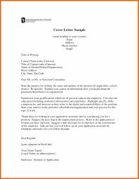 Cover Letter Name Sample Formsresume