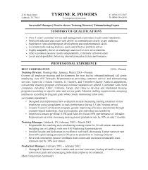 Resume Templates For Job Application Internal Resume Examples