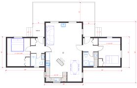 log cabin open floor plans plans for cottages