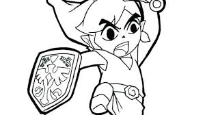 toon link coloring pages. Fine Coloring Toon Link Coloring Pages Book  Of  Throughout Toon Link Coloring Pages R