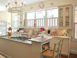 shabby chic kitchen wallpaper vintage style ideas for modern wallpapers