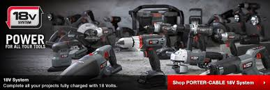 porter cable power tools. porter-cable 18v system porter cable power tools b